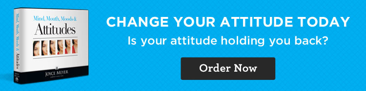 Change Your Attitude. Learn More.
