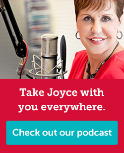Take Joyce with you everywhere. Check out our podcast.
